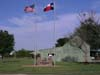 This is the headquarters area for Chaparral Baptist Encampment at Iowa Park (Wichita Falls), Texas.