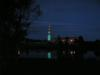 A tranquil evening view of the Prayer Tower closes out this wonderful time at Glorieta.