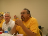 Another picture of the Laredo area DOM (Director of Missions).