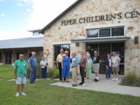 A group of our people had a tour of the South Texas Children's Home at Beeville.